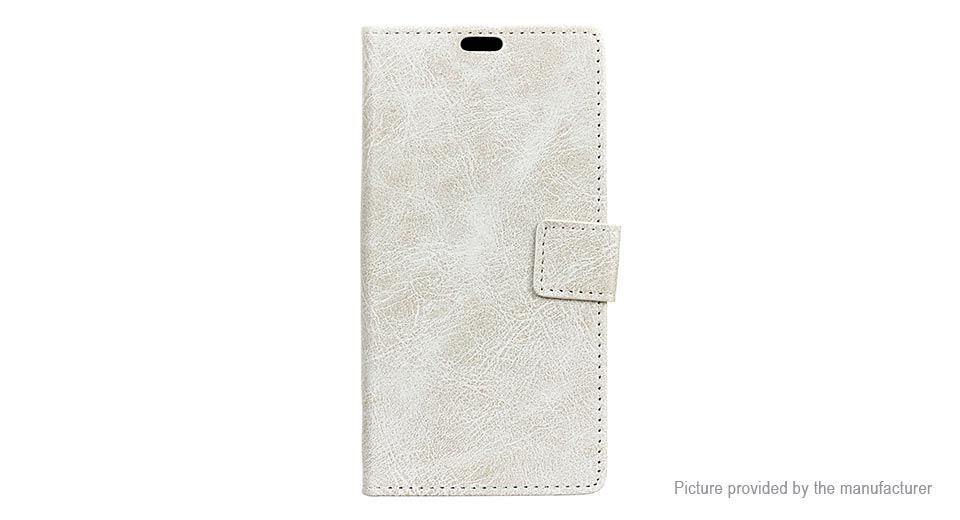 PU Leather Flip-open Protective Case Cover for iPhone 8