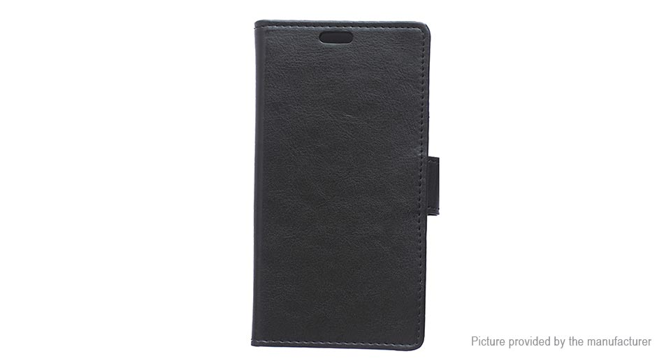 PU Leather Protective Flip-Open Case Cover for iPhone 8