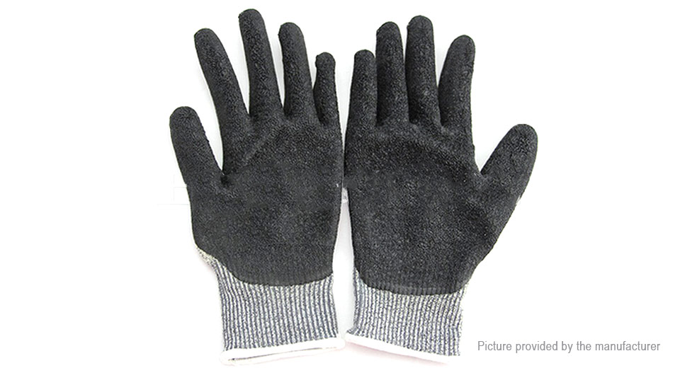 Image of Cut Resistant Safety Gloves (Size 11/Pair)