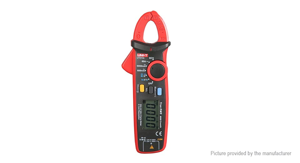 UNI-T UT211B Digital Multimeter Clamp Meter