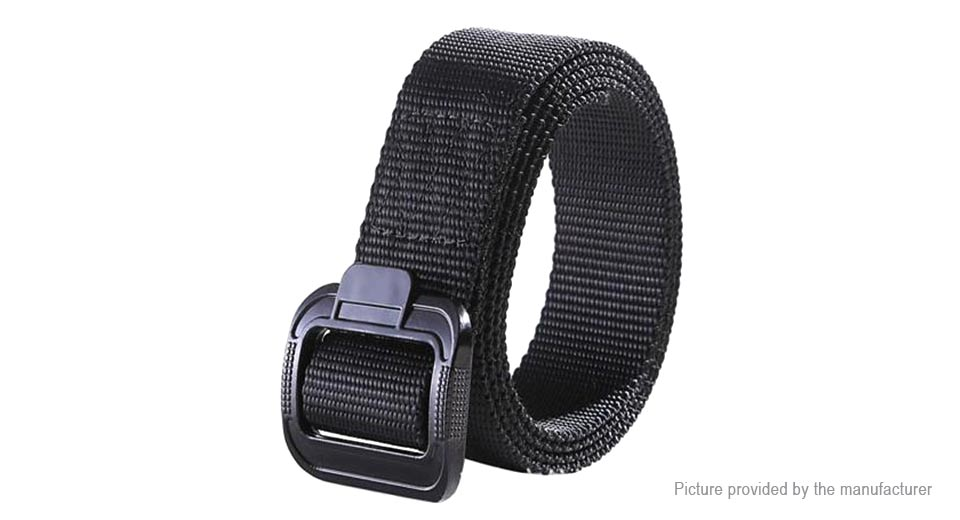 Image of Outdoor Nylon Alloy Buckle Tactical Military Waist Belt Strap Waistband