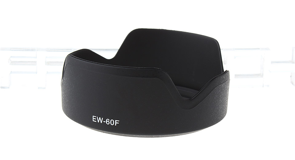EW-60F Protective Camera Lens Cover for EF-N 18-150mm