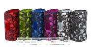 Buy Amusing Protective Silicone Sleeve Case GeekVape Aegis 100W (6 Peces) 100W, 6 Pieces, Colors (skull)