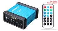 Buy SANWU SW-HF54 Bluetooth V4.1 Audio Receiver Decoding Box Preamp Amplifier SW-HF54, Amplifier, Black + Blue
