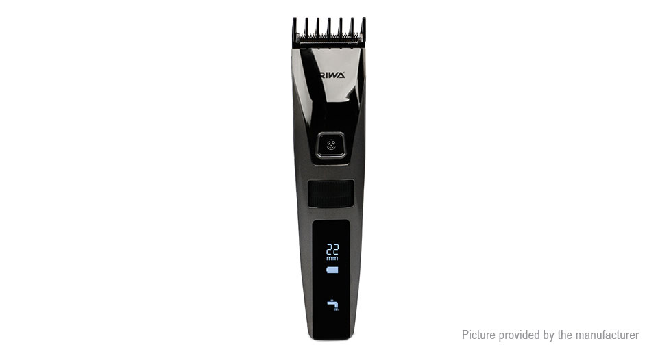 Riwa K3 Rechargeable Electronic Hair Clipper Trimmer