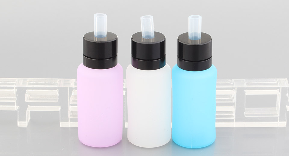 Authentic Aleader Mechanical Mod Replacement Squonk Bottle (3 Pieces)