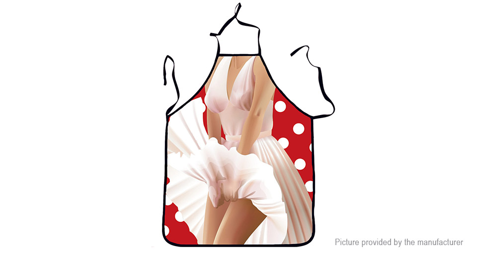 Creative Funny Kitchen Cooking Apron Party Decor