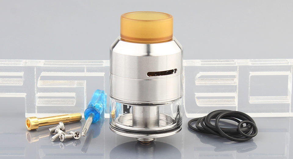 GOON LP Styled RDTA Rebuildable Dripping Tank Atomizer