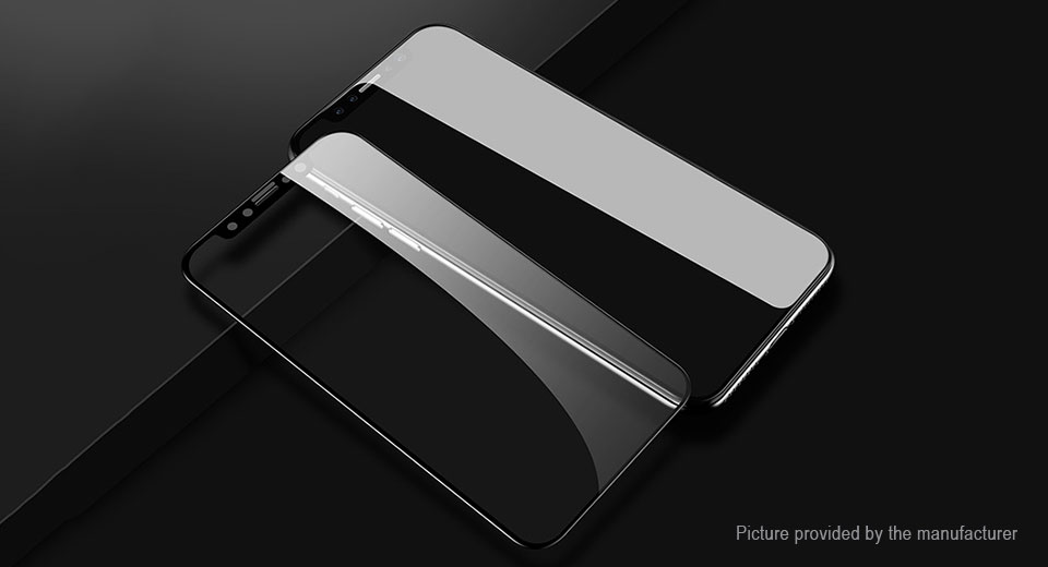 Joyroom 2.5D Glass Screen Protector for iPhone X