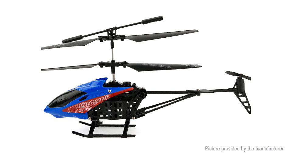 JX-807 Mini Infrared R/C Helicopter
