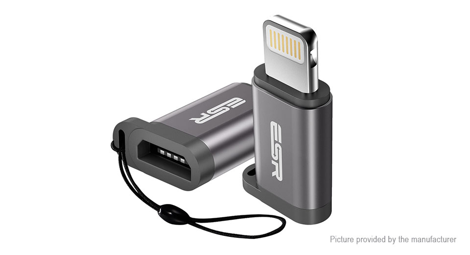 Product Image: esr-8-pin-to-micro-usb-converter-adapter