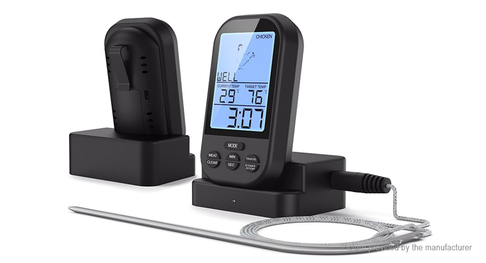 SN023 Food Probe Meat Digital Cooking BBQ Thermometer
