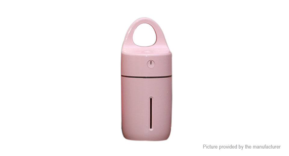 Mini USB Ultrasonic Humidifier Aroma Diffuser Air Purifier