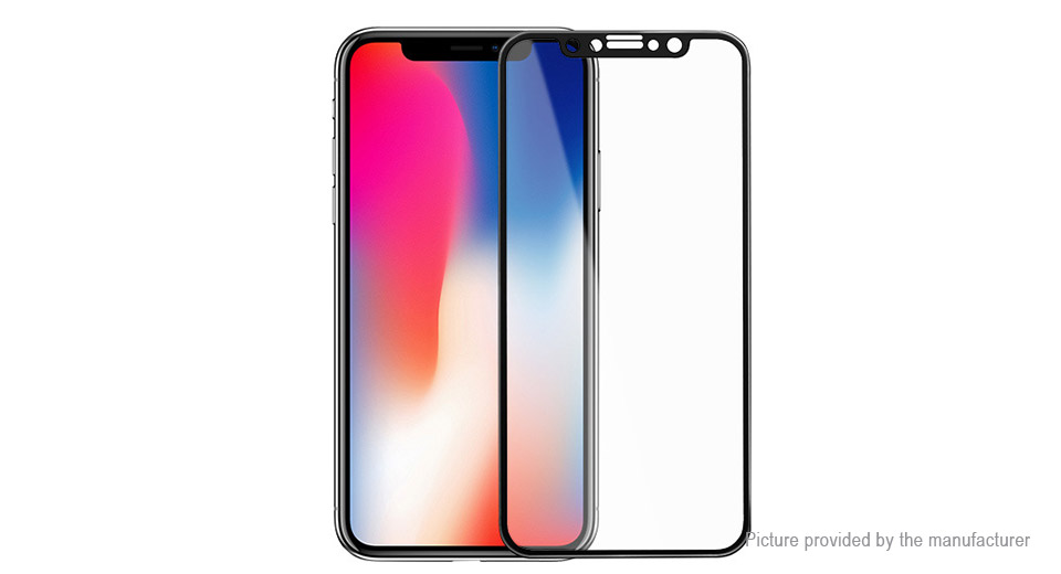 Authentic HOCO Templered Glass Screen Protector for iPhone X