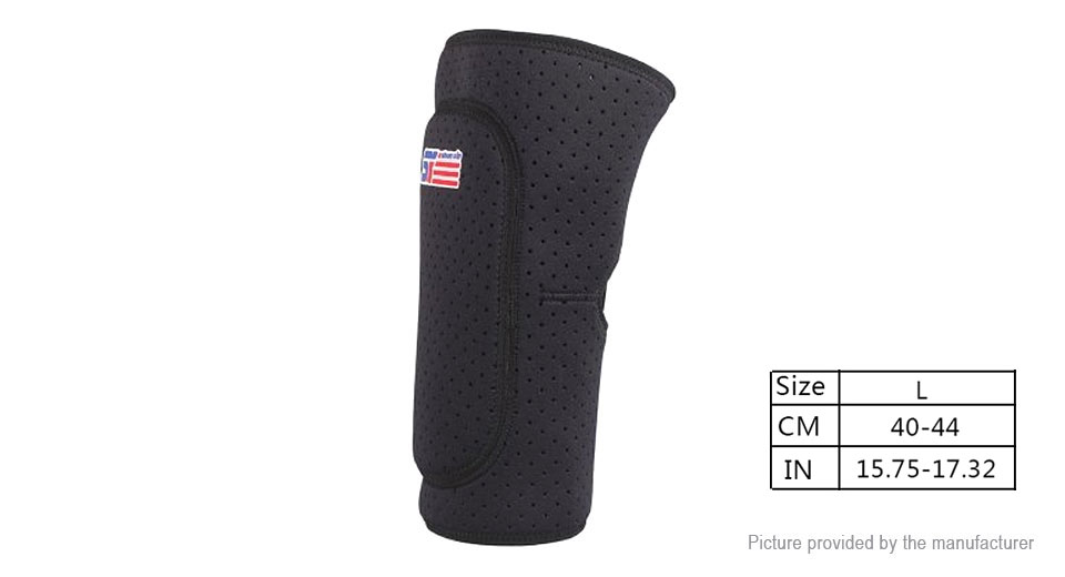 ShuoXin Outdoor Sports Breathable Knee Support Brace (Size L)