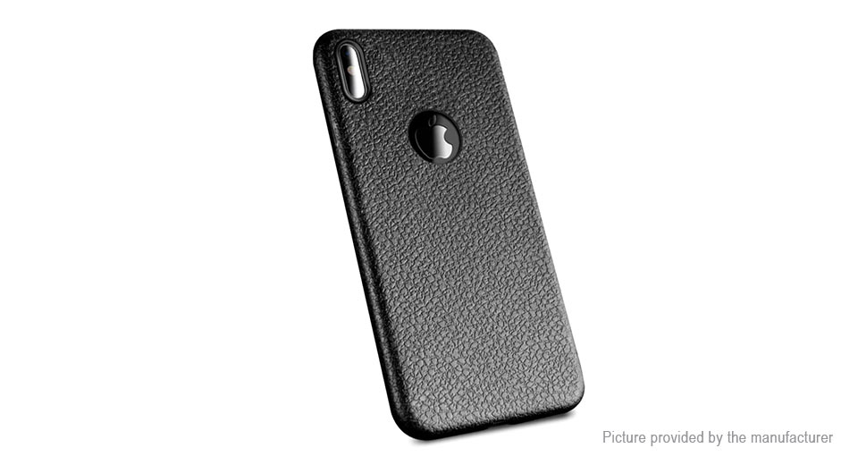 TPU Protective Back Case Cover for iPhone X