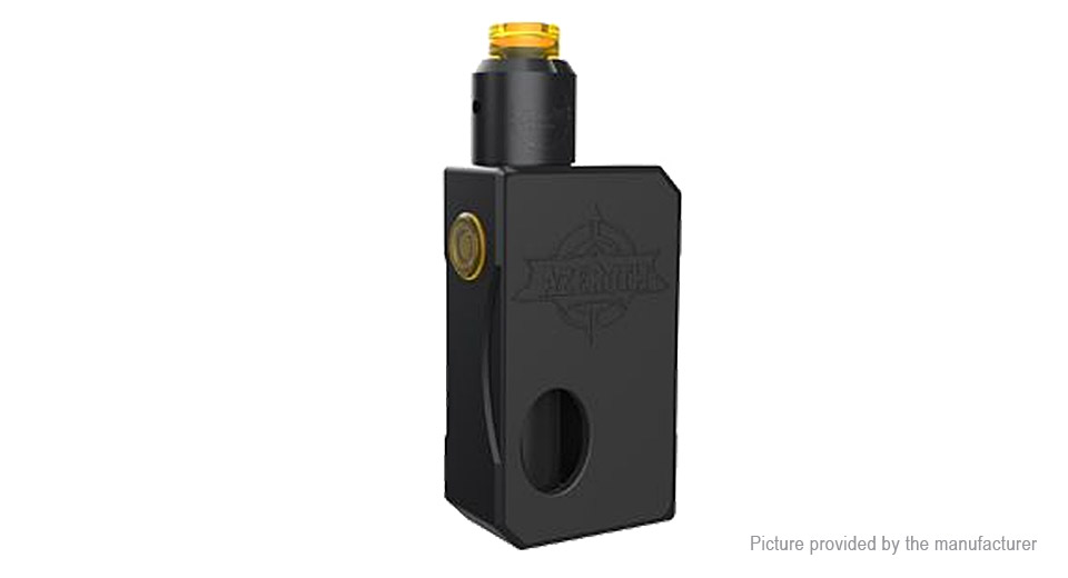 Authentic CoilArt Azeroth Squonk 18650 Mechanical Mod Kit