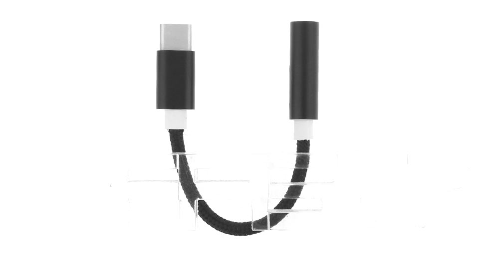 USB-C to 3.5mm Audio Cable Adapter