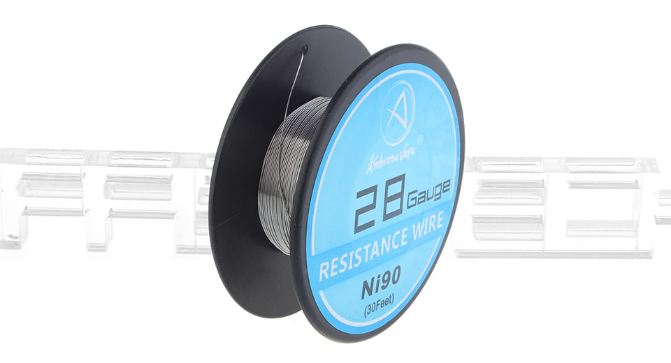 Ambrose Vape Ni90 Heating Wire