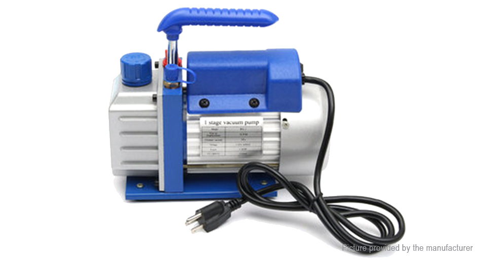 Product Image: 110v-180w-3cfm-single-stage-rotary-vane-vacuum