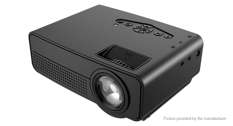 BP-S280 1080p LED Projector Home Theater (US)