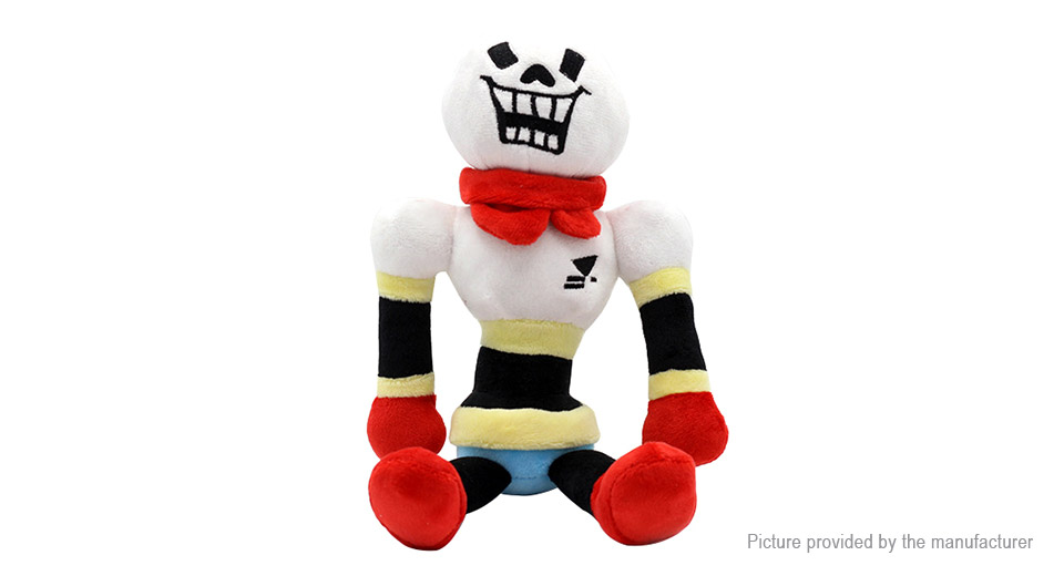 Papyrus Stuffed Cartoon Doll Plush Soft Toy