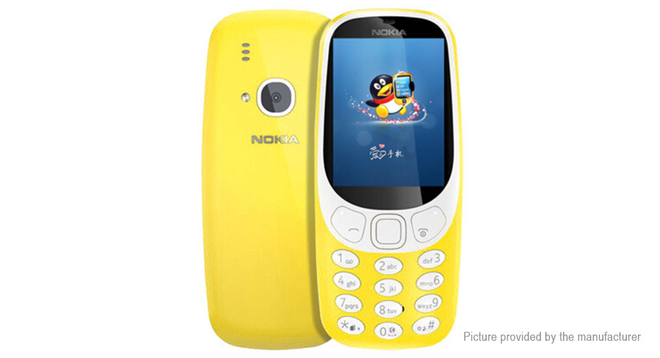 Product Image: authentic-nokia-3310-2-4-dual-band-gsm-feature