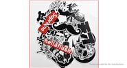 Buy Car Motorcycle Bicycle Skateboard Laptop Luggage Decal Stickers (45 Pieces) Style V, 45 Pieces for $2.85 in Fasttech store