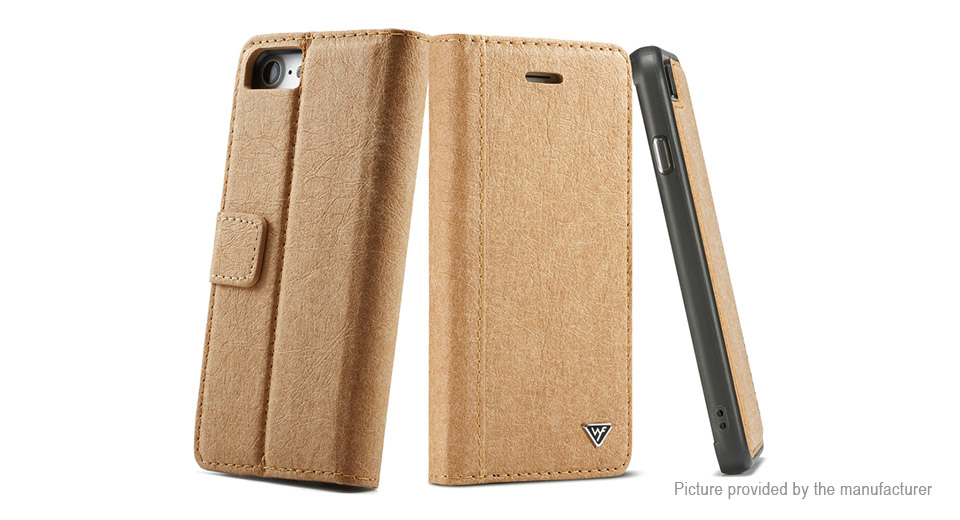 Product Image: whatif-kraft-paper-protective-wallet-stand-case