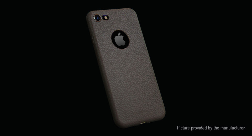 TPU Protective Back Case Cover for iPhone 8
