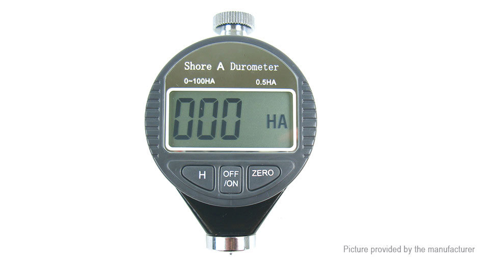 Digital Precise Hardness Tester Shore Durometer
