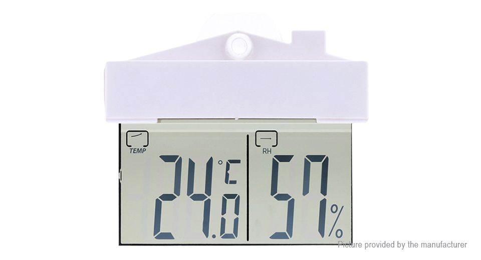 TS-H220 Mini Digital Thermometer Hygrometer