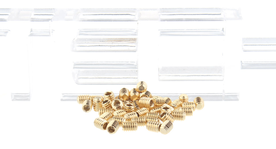 Replacement Socket Set Screws for Atomizers (50-Pack)