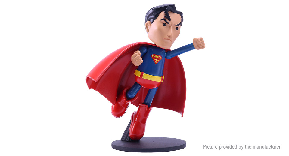 Justice League Superman Action Figure Doll Toy