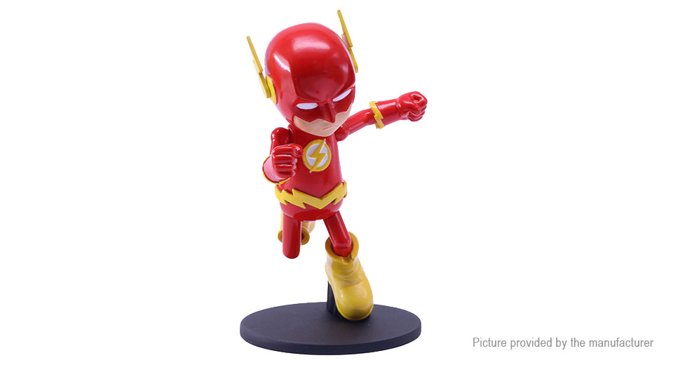 Justice League The Flash Action Figure Doll Toy