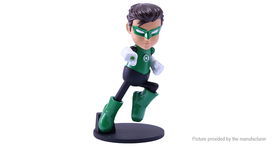 Justice League Green Lantern Action Figure Doll Toy