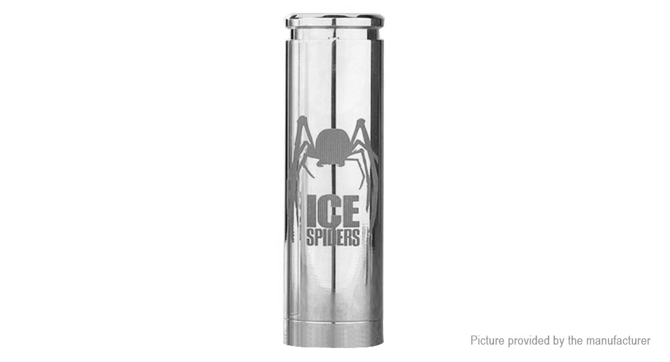 Authentic 5GVape Ice Spiders 18650/20700 Mechanical Mod - $47.10