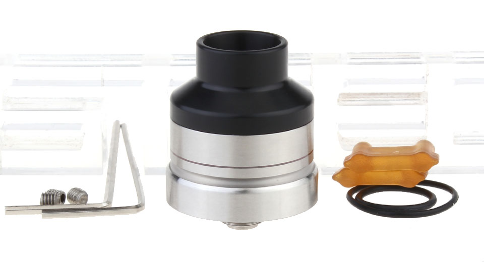 Scar Atty Styled RDTA Rebuildable Dripping Tank Atomizer