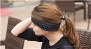 Outdoor Sports Bluetooth V4.2 Sweatband Knitted Headband