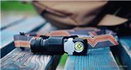 Authentic Manker E03H LED Flashlight