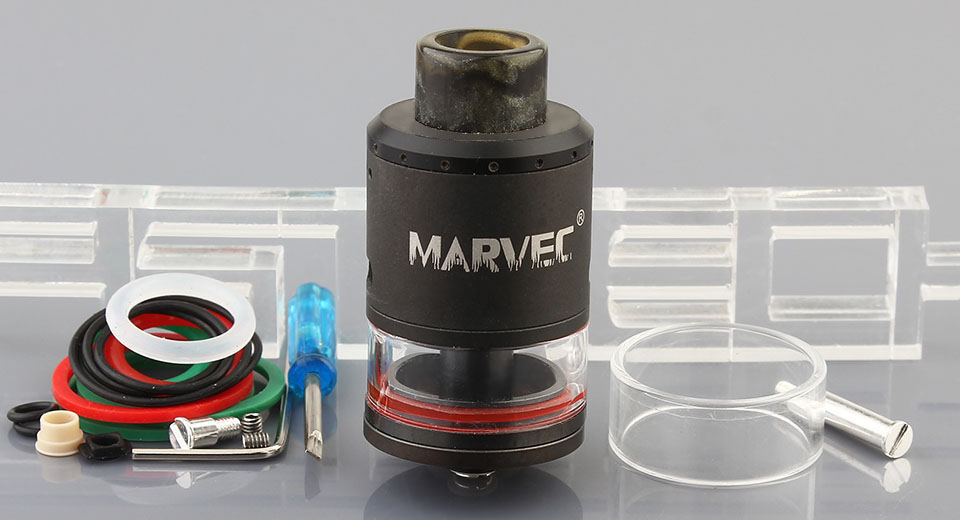 Marvec RDTA Rebuildable Dripping Tank Atomizer