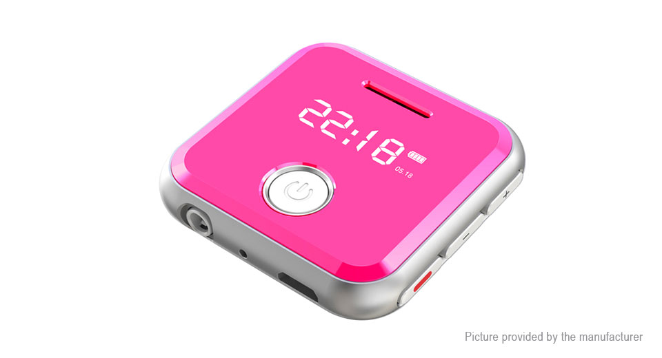HBNKH H-R300 0.91'' Screen Lossless MP3 Music Player (16GB)