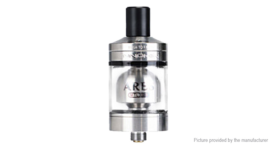 Authentic Innokin Ares RTA Rebuildable Tank Atomizer - $29.28