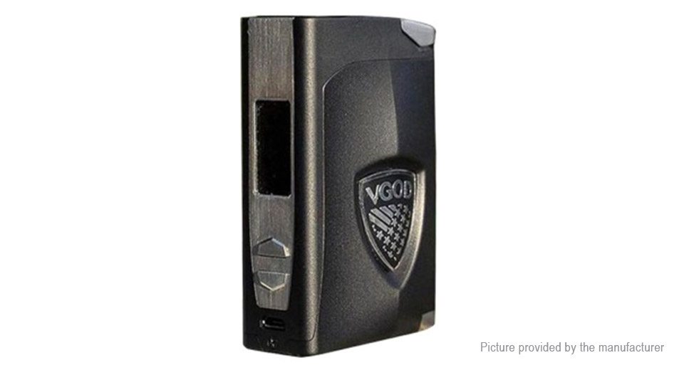 Authentic VGOD Elite 200 200W TC Box Mod (Limited Edition) - $151.95