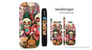 Buy Iwodevape Self-adhesive Skin Sticker for iQOS E-Cigarette iQOS, 033 for $2.48 in Fasttech store