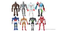 Buy Real Steel Series Action Figure Doll Toy Real Steel, 8-Piece Set for $14.14 in Fasttech store