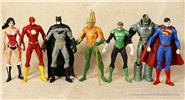 Buy Justice League Series Action Figure Doll Toy Justice League, 7-Piece Set for $23.26 in Fasttech store