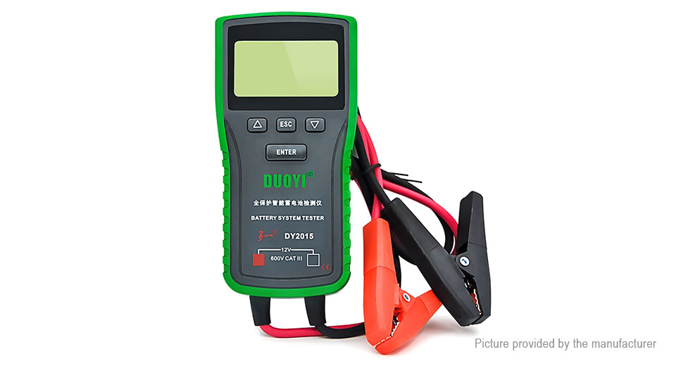 DUOYI DY2015 Electric Vehicle Battery System Tester