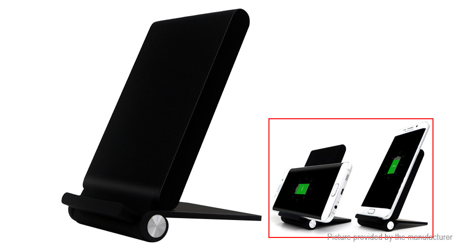 EACKE L100F Qi Inductive Wireless Charger Transmitter