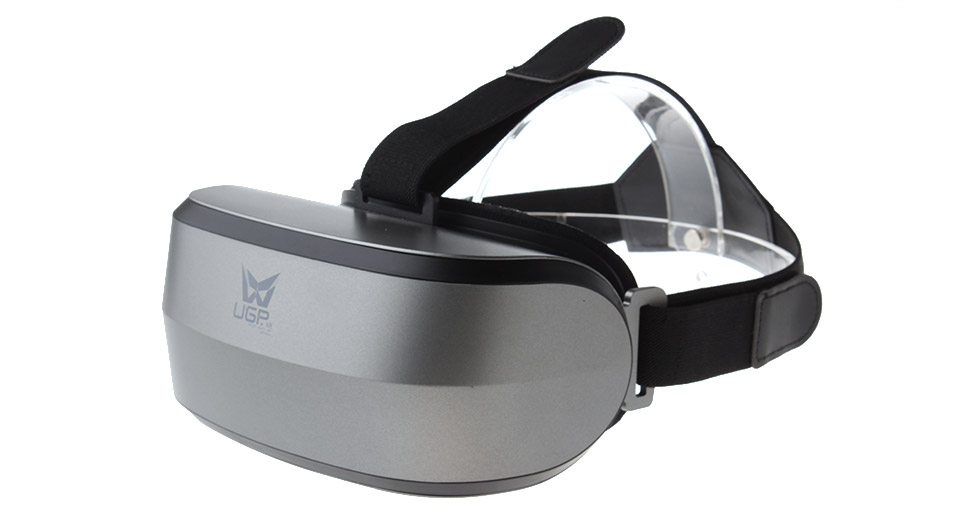UGP V609 Virtual Reality VR Headset 3D Goggles